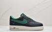 耐克Nike Air Force 1 AYI UPSTEP 空军一号 黑绿双勾 百搭休闲运动板鞋ID:JED532-PJR