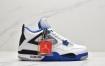 """耐克 Air Jordan AJ4 Retro """" Pale Citron"""" 热熔岩 男子文化篮球鞋ID:JHD012-PJR"""