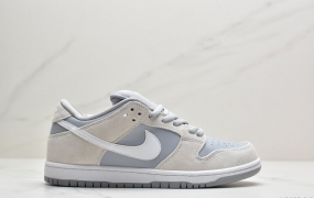 耐克Nike SB Dunk Low TRD 北极狐 内置Zoom Air 气垫板鞋