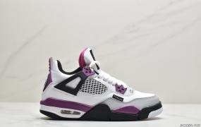 Air Jordan 4 AJ4与巴黎圣日尔曼联名Jordan Brand 乔4篮球鞋