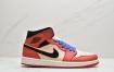 """耐克Nike Wmns Jordan 1 High OG """"Shadow""""AJ1乔丹一代高帮经典复古文化休闲运动篮球鞋"""
