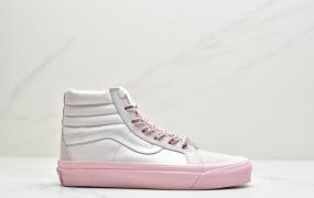 万斯Vans Sk8 Hi X Anti Social Social Club X DSM ASSC的三方联名板鞋