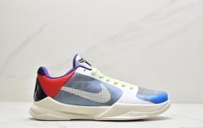 耐克 Nike Zoom Kobe 5科比5塔克 白灰绿篮球鞋