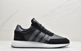 阿迪达斯Adidas Originals I-5923 Pride 复古爆米花跑步鞋