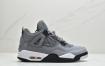 乔丹 Air Jordan 4 RrtroCool Grey 灰老鼠篮球鞋ID:EGD264-PZG