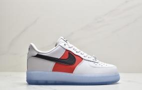 "耐克Nike Air Force 1 ""Violet"" ""白红水晶""空军一号板鞋ID:JHD212-PZG"