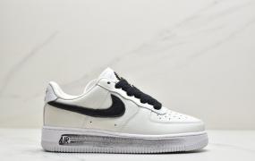 "PEACEMINUSONE x Nike Air Force 1 ""Para-noise"" 韩国限定G-Dragon权志龙低帮运动板鞋"