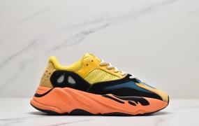 """阿迪达斯Adidas YEEZY 700 """"椰子700复古老爹鞋ID:JGD243-PZH"""