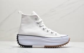 联名款J.W. Anderson x Converse chuck Run Star Hike Gum匡威厚底高帮板鞋内增高