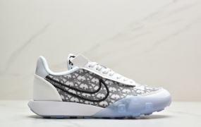 Dior x Nike Waffle Racer 2X /20迪奥联名缔造经典女子运动鞋