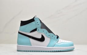 "Air Jordan 1 High OF ""Tie-Dye""扎染 AJ1中帮篮球鞋"