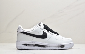 "PEACEMINUSONE x Nike Air Force 1 ""Para-noise""空军一号权志龙 GD 2.0 刮刮乐 二代雏菊 PMO板鞋"