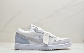 "Air Jordan 1 Low ""Paris""小巴黎 AJ 1低帮篮球鞋"