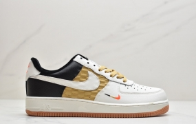 耐克Air Force 1'07 KITH 空军一号法国限定配色板鞋ID:JKD377-PZS