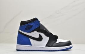 乔丹Air JordanAJ1 aj1 乔丹1代 乔1 乔丹1代高帮篮球鞋ID:ZSD372-PZS