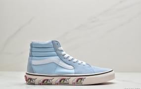 万斯Vans SK8-Hi 秋冬新款滑板鞋ID:JDD006-PZS