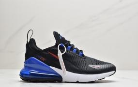 耐克 Nike Max 270 Flyknit 原标原盒飞线针织网面透气半掌气垫跑鞋