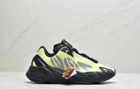 """阿迪达斯 Adidas Yeezy Boost 700 MNVN """"Orange""""椰子700MNVN黑荧光绿"""