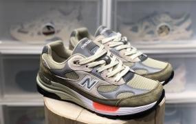 NB新百伦New Balance Made in USA M992系列美产血统经典复古休闲运动百搭老爹跑步鞋