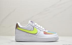 """耐克Nike Air Force 1 """"Easter 2020""""彩蛋复活节 空军一号低帮板鞋"""