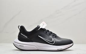 耐克NIKE AIR ZOOM VOMERO 15 登月系列皮面休闲运动跑步鞋