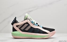 adidas阿迪达斯 Dame 6 GCA利拉德六代男子文化休闲运动篮球鞋