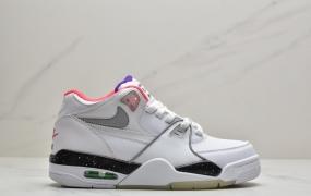 耐克Nike Air Flight 89 AJ4男子运动鞋夜光款篮球鞋