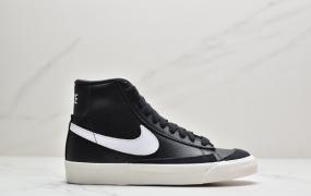 耐克Nike Blazer Mid VNTG '77 开拓者 复古经典中帮百搭休闲运动板鞋