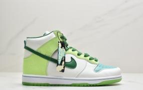 耐克Nike Dunk SB High Cali (2014)加州配色高帮sb板鞋