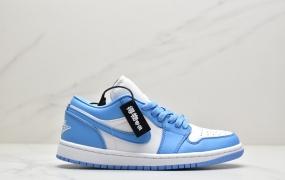 Nike Air Jordan 1 Low   乔1 低帮潮流缓震运动休闲板鞋