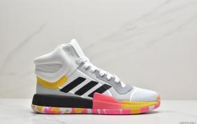 Original marquee boost Basketball Mid onze320ad.kt 中帮爆米花针织透气休闲运动篮球鞋