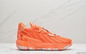 阿迪达斯Adidas利拉德7代篮球鞋 阿迪达斯Adidas Dame 7 GCA利拉德六代男子文化休闲运动篮球鞋