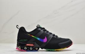 耐克Nike 2019 Air 全掌气垫针织飞线跑鞋