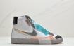 """耐克Nike Blazer Mid '1977 VNTG""""今朝明朝""""经典开拓者高帮百搭休闲运动板鞋"""