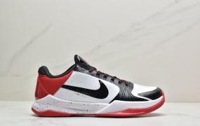 """耐克Nike Zoom Kobe V""""Big Stage Away""""科比ZK5代复刻实战运动低帮文化篮球鞋"""
