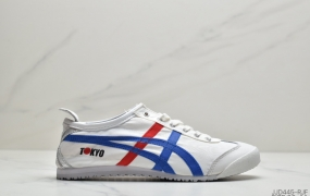 亚瑟士 asics Onitsuka Tiger MEXICO 66防水系列训练鞋休闲鞋