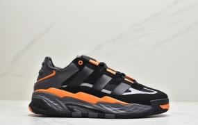 阿迪达斯Adidas Originals Niteball 复古 老爹鞋