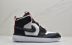 机能乔丹AJ1 Air Jordan 1 High React 机能风格篮球鞋