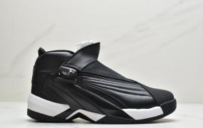 """乔丹Air Jordan Jumpman Swift """"White Black""""AJ中帮复古休闲动运文化篮球鞋"""