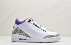 乔丹Air Jordan aj3 AJ3 乔丹3代 乔3 乔丹3 篮球鞋
