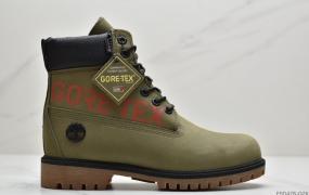 Timberland x GORE TXE 联名款 Premium 6Inch 6寸全防水长靴 高帮马丁靴