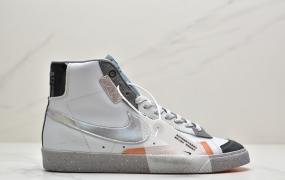 耐克 Nike Blazer Mid 77 Vintage 双勾开拓者 复古经典中帮百搭休闲运动板鞋