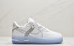 耐克 Air Force 1 React QS Light Bone 冰块🧊解析冰蓝空军一号板鞋