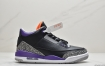 """乔丹 Air Jordan 3 Retro """"Cool Grey"""" AJ3 乔丹3代 aj3 乔3 狼灰 乔丹篮球鞋"""