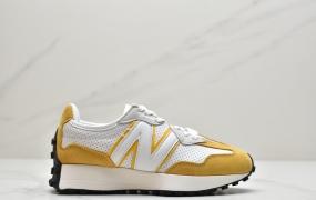 Staud x New Balance新百伦NB MS327PF系列复古休闲运动慢跑鞋
