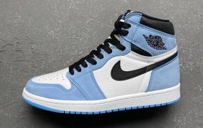 """Air Jordan 1 High OG"""" University Blue""""的新照片"""