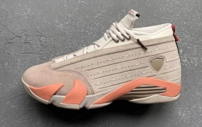 Clot x Air Jordan 14 Low的新照片
