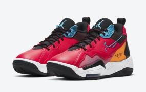 """乔丹 Air Jordan Zoom 92发布""""警笛红"""""""