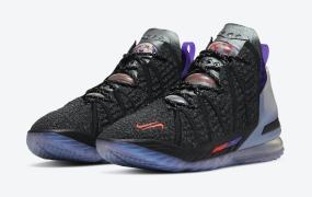 KylianMbappéx Nike LeBron 18即将发售