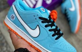 "Nike SB Dunk Low"" Club 58""的选型"